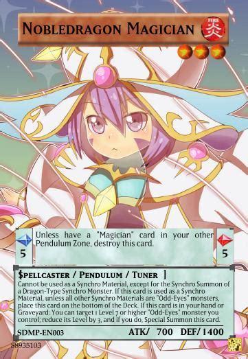 Kartu Yugioh Noble Magician nobledragon magician orica by nokani on deviantart