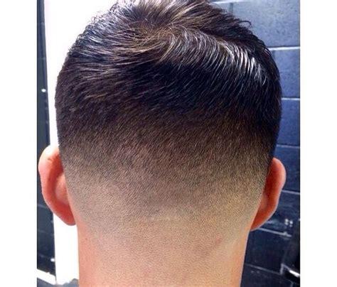 haircut blend fade coiffure