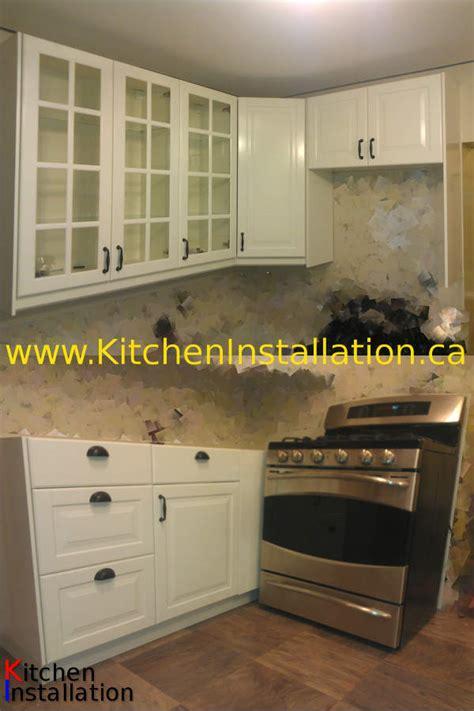 Kitchen Oshawa Installation Of Ikea Kitchens Gallery Portfolio