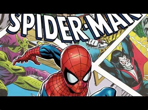 the amazing spider man omnibus 1302904086 amazing spider man omnibus vol 3 announcement youtube