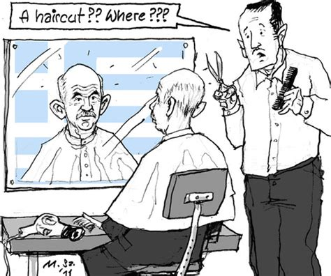 haircut cartoon video haircut by markusszy politics cartoon toonpool
