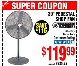shop fan harbor freight 12 best harbor freight coupons images on pinterest
