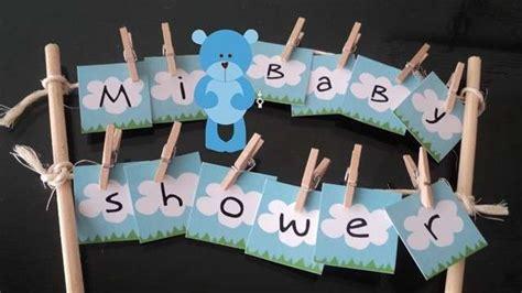 baby shower ideas originales para la decoraci 243 n fotos ella hoy