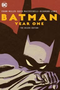 batman year one deluxe edition by frank miller david mazzucchelli hardcover barnes noble 174
