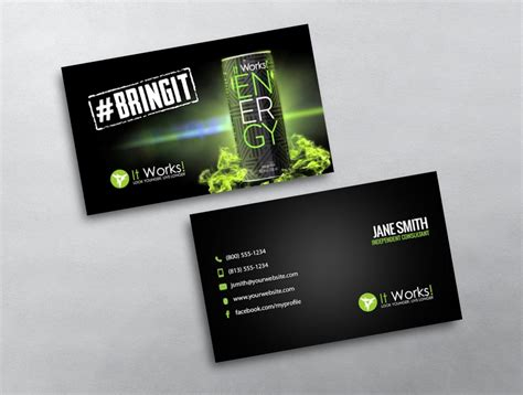 Plexus Business Cards It Works Business Card 04 Free Fragmat Info Free Plexus Business Card Templates