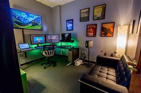 room setup favorite ecgprod editing suite gaming setup rooms and gaming