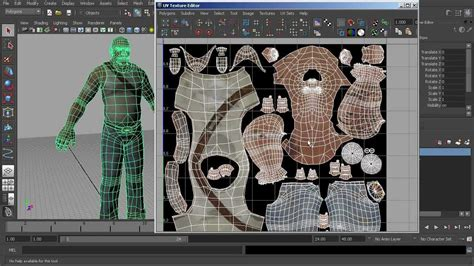 layout uv maya tutorial uv editing and layout tips in maya youtube