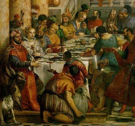 banchetti medievali grandi banchetti servire a tavola nel rinascimento ieri