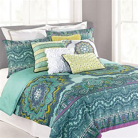 nanette lepore bedding nanette lepore villa paisley medallion comforter set bed