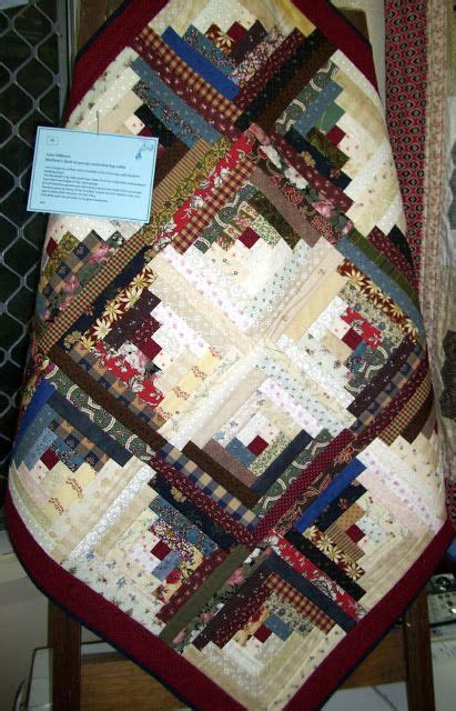 Buderim Patchwork - 1000 images about quilts log cabins on