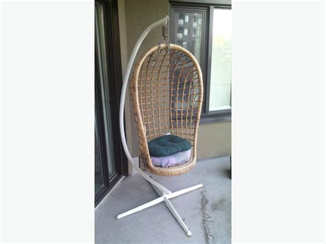 egg shaped outdoor swing chair hanging egg shaped outdoor swing chair victoria city victoria