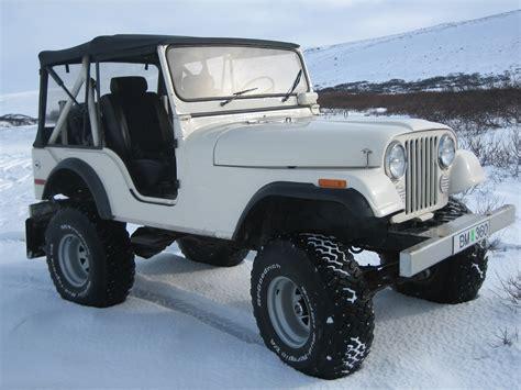 asmundurs  jeep cj specs  modification info