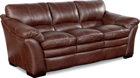 la z boy sofa reviews 21 choices of leather sofas sofa ideas