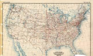 United State Road Map by United States Road Map