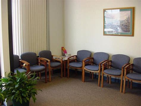 small office waiting area dental office interior design