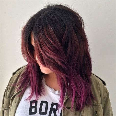 burgandypurple 2015 hair 50 shades of burgundy hair dark burgundy maroon