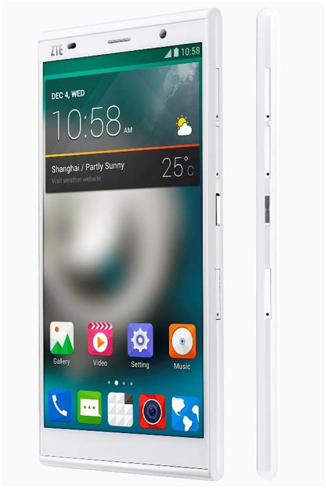 Hp Zte Grand Memo zte grand memo ii lte phablet unveiled with 6 inch display and two great cameras