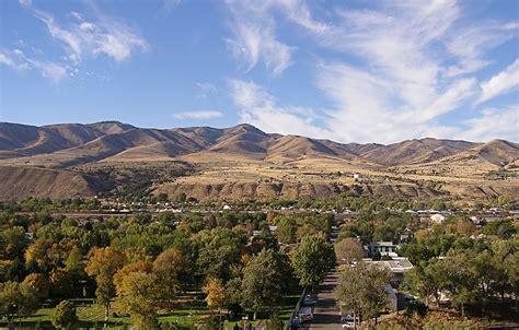 Prettiest Places In The Us by Pocatello Idaho Wikipedia