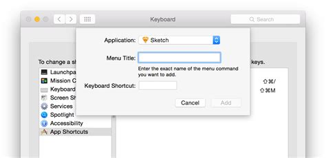 sketchbook hotkeys keyboard shortcuts for sketch app