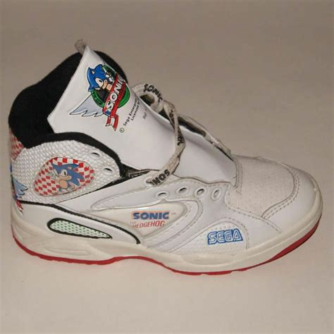 sonic the hedgehog shoes for sega sonic the hedgehog sneakers 1991 defy new york