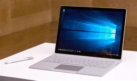 surface book pre orders show microsoft
