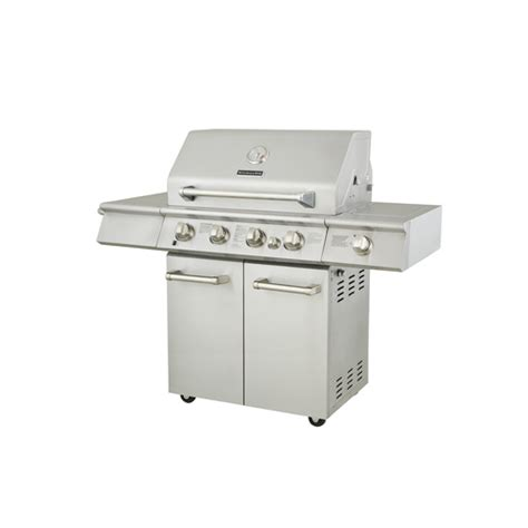 Kitchenaid 2 Burner Gas Grill Lowes Kitchenaid 4 Burner Stainless Steel Gas Grill Was 749 Now