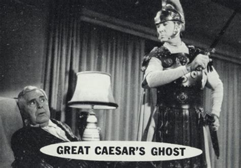 Great Caesars Ghost august 24 2016 when did perry white yell great