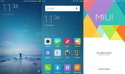 miui theme reset very ugly look and interface miui general xiaomi miui