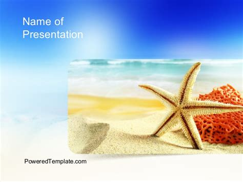 summer powerpoint themes summer theme powerpoint template