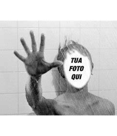 fare l sotto la doccia fotomontaggio sotto la doccia in psycho il di
