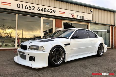 Bmw M3 Gtr For Sale by Racecarsdirect Bmw E46 Csl M3 Gtr 450 Bhp Drenth