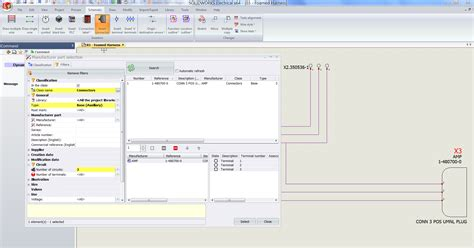 tutorial solidworks electrical 2015 solidworks electrical 2015 connector management