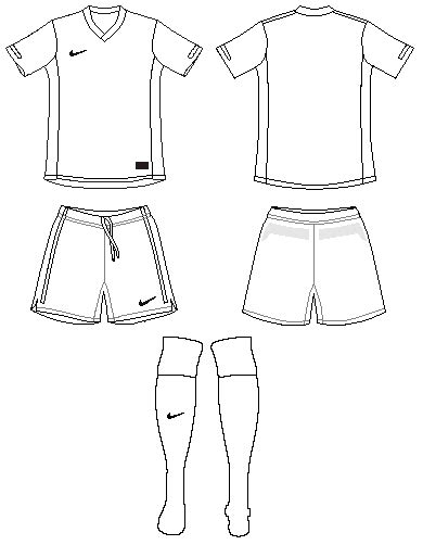 Soccer Jersey Template The Best Template Ideas Soccer Jersey Template