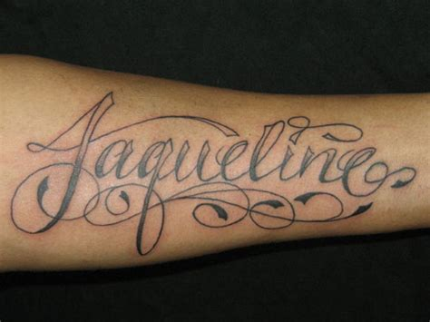 30 gorgeous script tattoos creativefan