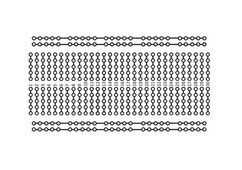 breadboard circuit tutorial pdf breadboard schematic building simple resistor circuits series and parallel circuits vesselyn