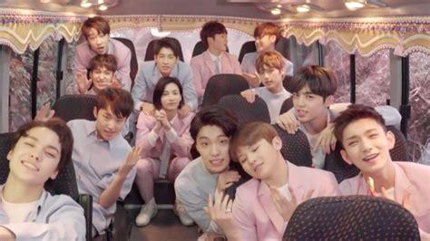 Letter Seventeen Seventeen Sends Fans A Letter In New Mv Soompi