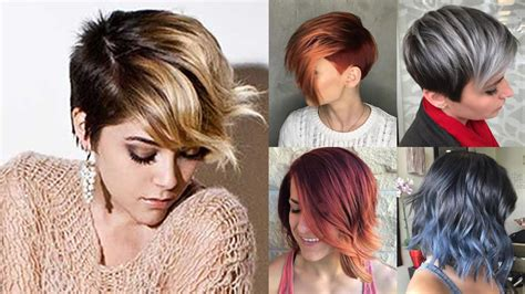Extremely Light Headed ombre hairstyles 2018 trend ombre hair colours