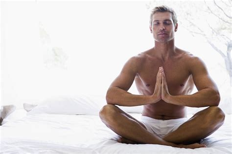 how can a man last longer in bed how meditation can help you last longer in bed
