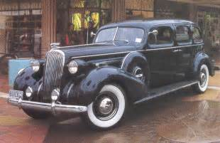 1936 Buick Roadmaster 1936 Buick Roadmaster Information And Photos Momentcar