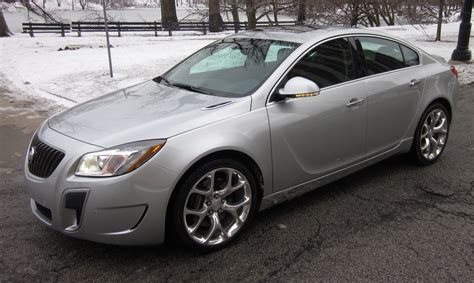 2012 buick regal gs performance parts 2012 buick regal gs review by larry nutson
