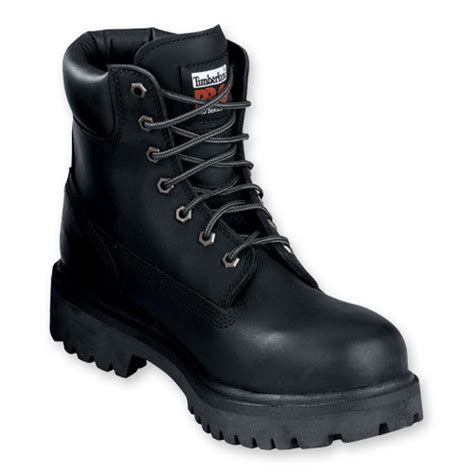 timberland pro series boots 4332 timberland 174 pro series 6 quot waterproof work boots from