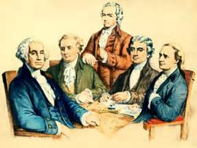 washington s cabinet members cioccahistory washington s cabinet 1789 6
