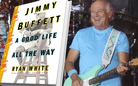 jimmy buffett a all the way books according to jimmy buffett s