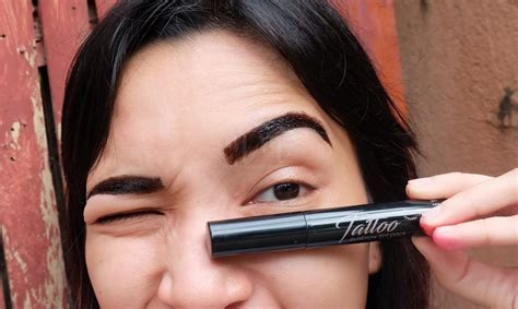 tattoo eyebrows philippines review secret key tattoo eyebrow tint pack philippines