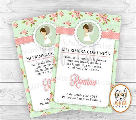 formato de invitacion primera comunion invitaci 243 n mi primera comuni 243 n digital