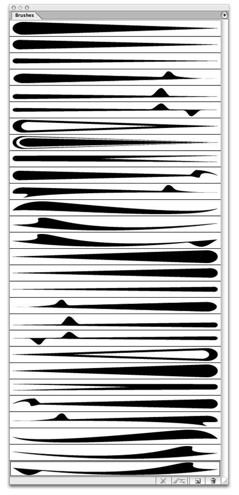 custom pattern brush illustrator 28 free illustrator brushes for making swooshes and swirls