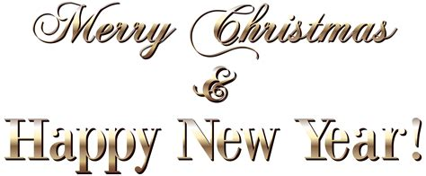 gold merry christmas text style png clipart image gallery yopriceville high quality images