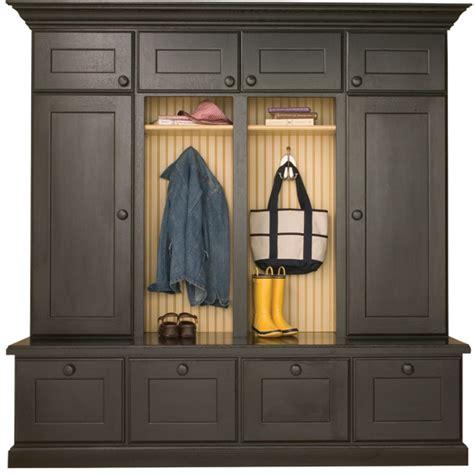 locker cabinets mudroom storage dura supreme cabinetry