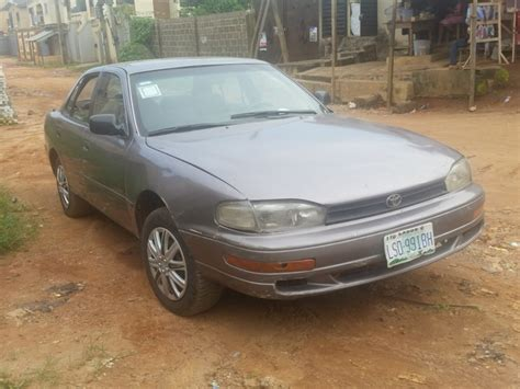 96 Toyota Camry Sold Used 96 Toyota Camry Orobo V6 Sold Autos Nigeria