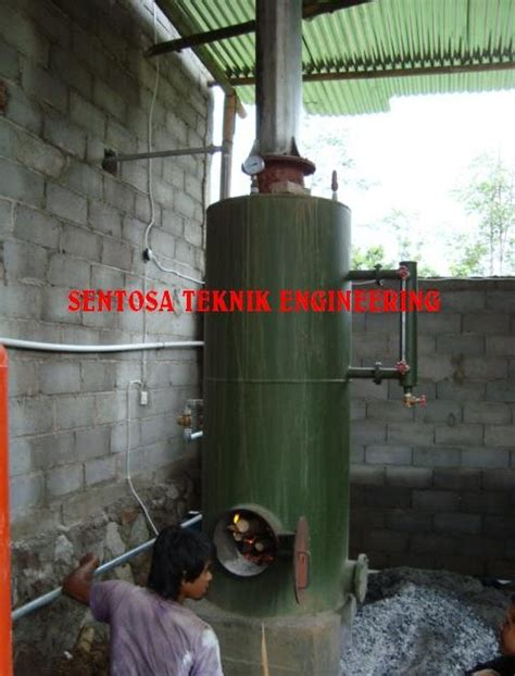 Water Sler Horiontal Lokal Kapasitas 2 2l cv sentosa teknik engineering boiler ketel uap